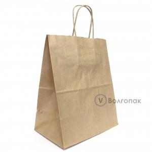 Пакет бумажный 24*28*14см