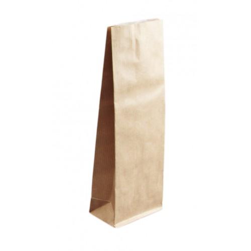Пакет бумажный 12*34*8 см