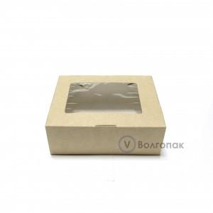 Коробка с окном 10х8х3,5 см