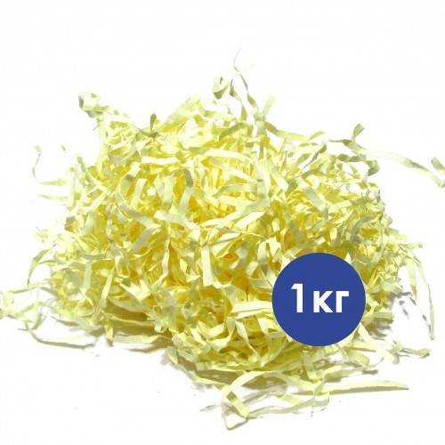 Желтый пастель - 4 мм (1 кг)